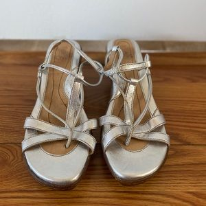 Born silver wedges